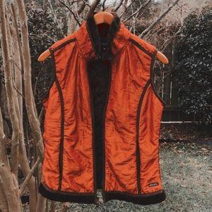 Orange vest 🍁🌿
